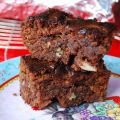 Chocolate disaster- yummy gluten free brownie[...]