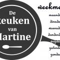 Weekmenu Grip op Koolhydraten - 7
