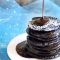 Chocolate Pancakes!